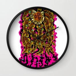 DEFY! Wall Clock