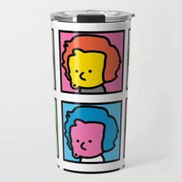 Ooh Zoo – art-series, Warhol Travel Mug