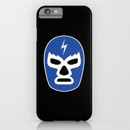 Lucha Libre Thunder iPhone Case