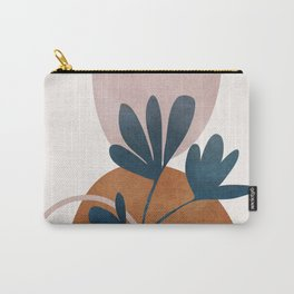 Minimal Abstract Shapes No.30 Carry-All Pouch