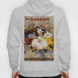 Vintage poster - The Sandow Hoody