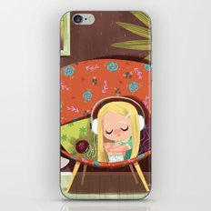 Slow It Down iPhone & iPod Skin