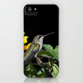 Green Garden Jewel iPhone Case