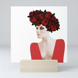 Mannequin collage  Mini Art Print