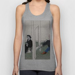 The Monster Series (7/8) Unisex Tank Top