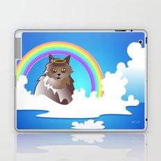Momma Kitty & Rainbow Bridge Laptop & iPad Skin