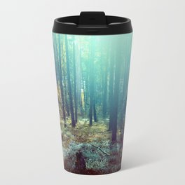Forest Light 02 Travel Mug