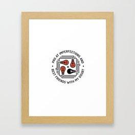 TJ Framed Art Print