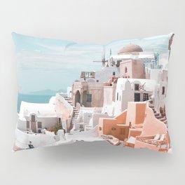 Santorini, Oia Pillow Sham