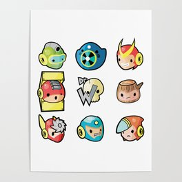 May the Bosses be with You Poster
