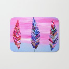 feather pictures Bath Mat
