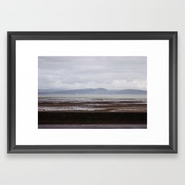 Welsh Beach, I Framed Art Print
