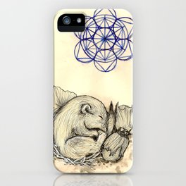Mouse iPhone Case
