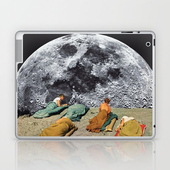CAMPGROUND Laptop & iPad Skin