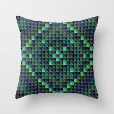 Carpet IX Modified Throw Pillow