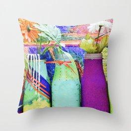 Healing Art Throw Pillow