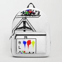 Blanking... Backpack