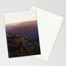 Grand Canyon Sunset 2 Stationery Cards