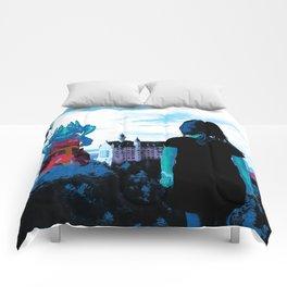 Final Showdown Comforters