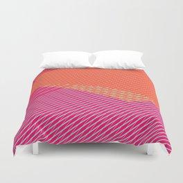 Color lines Duvet Cover