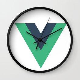 Vue (Vuejs) Wall Clock