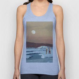 Environmental Differences Unisex Tank Top
