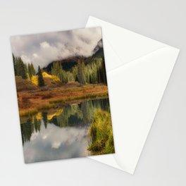 Transition by OLena Art Stationery Cards