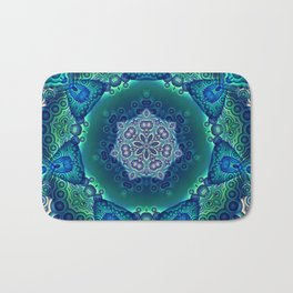 mandalas for pillows and more -1- Bath Mat