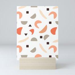 Geometrical Balance #geometrical #pattern #shapes Mini Art Print