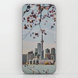 Toronto Views iPhone Skin