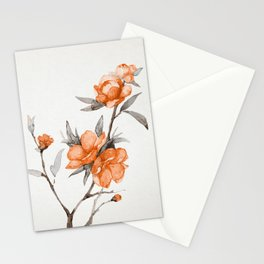 flowers / 65 Stationery Cards