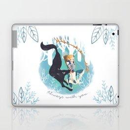 Lavellan & Fen'Harel Laptop & iPad Skin