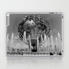 A Dramatic Summer Afternoon in Queens Laptop & iPad Skin