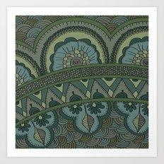 IndI_Art Art Print