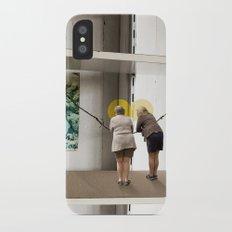 Face the Future Slim Case iPhone X