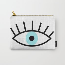 The Evil Eye Carry-All Pouch