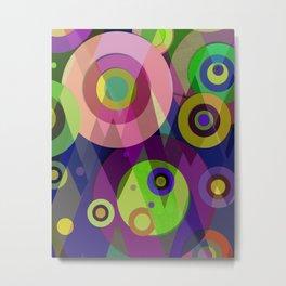 Abstract #512 Metal Print