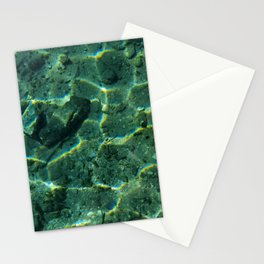 Spring Water (RockBottom) Stationery Cards