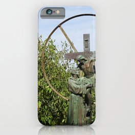 In his arms  iPhone Case