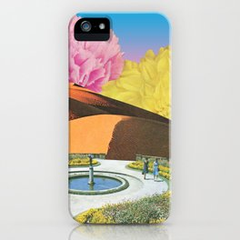 Yearning for Spring iPhone Case