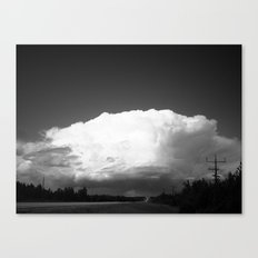 big one Canvas Print