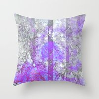 discount Throw Pillows featuring Old Soul by Aaron Carberry