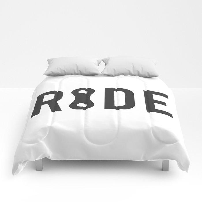 Bicycle Bike fixie gift gym sport bmx to bike Comforters