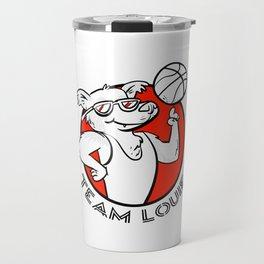 Team Louie Travel Mug