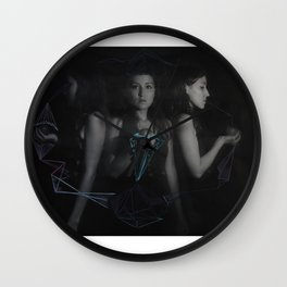 intervention 7 Wall Clock