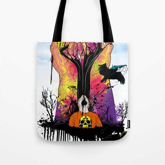 Hope for Better Life Tote Bag