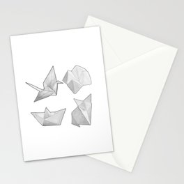 Origami Collection  Stationery Cards