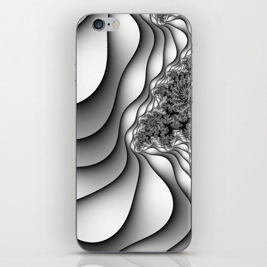 Layers of Snow iPhone & iPod Skin