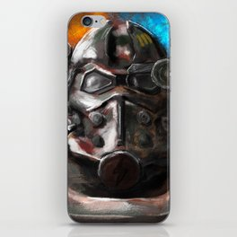 War Never Changes iPhone Skin