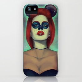 Mouse of death iPhone Case